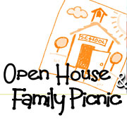 Open House and Family Picnic